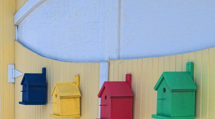 Building Birdhouses to Sell
