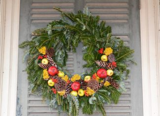 make wreaths