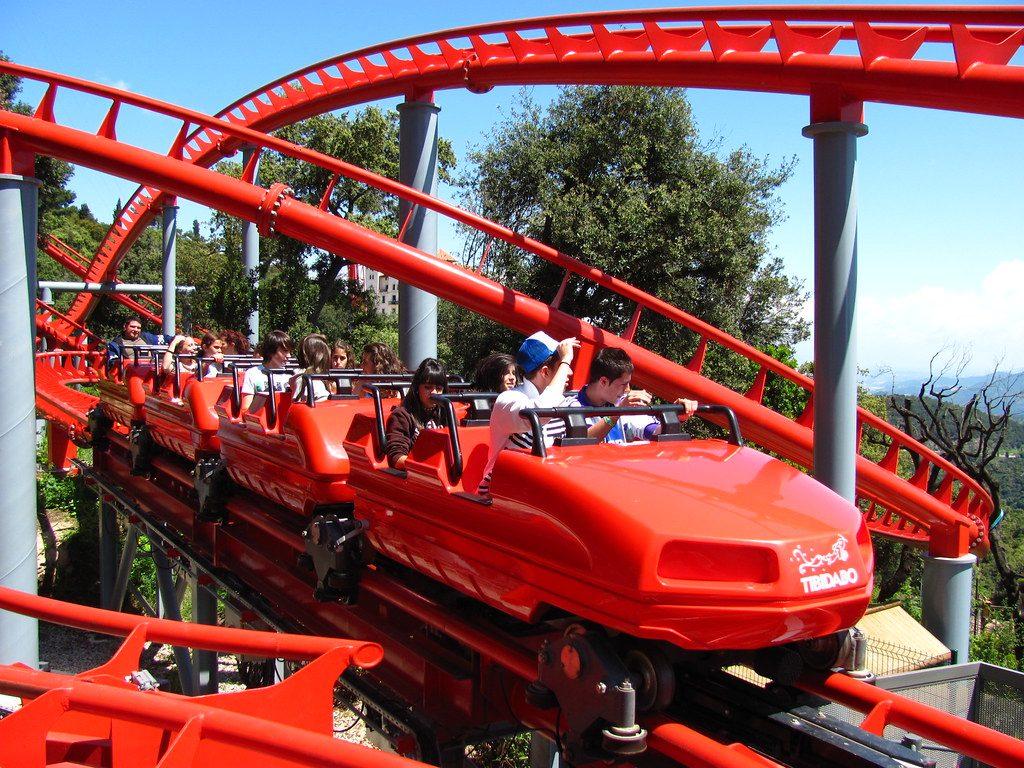 roller coaster tester