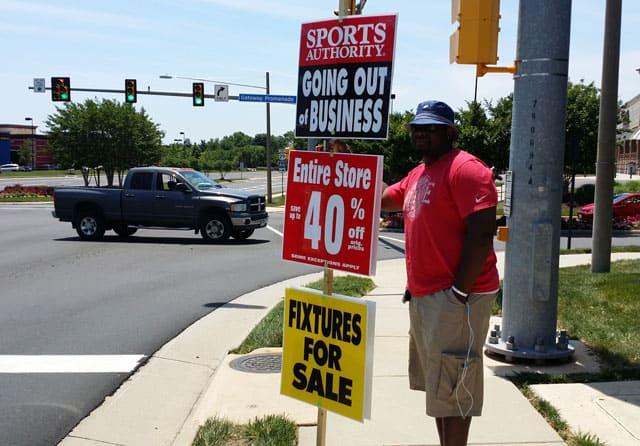 Sign Holder Jobs