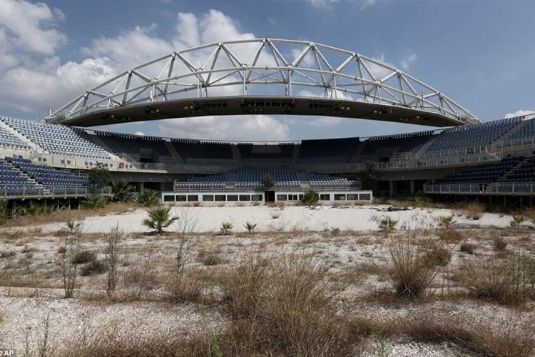 2004 Summer Olympics Venues