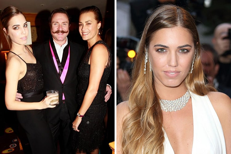 Celebrity Kids All Grown Up Now: Amber Le Bon