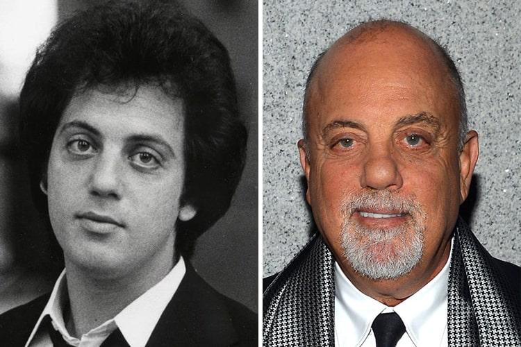 Richest Rock Stars Billy Joel