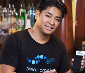 Shark Tank Products Wins: Breathometer Charles Yim