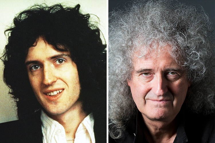 Richest Rock Stars Brian May