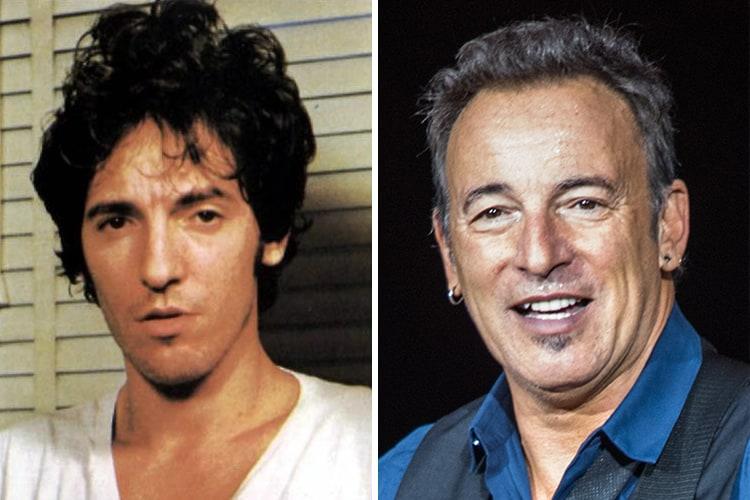 Richest Rock Stars Bruce Springsteen