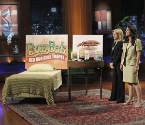 Shark Tank Products Wins: BuggyBeds Maria Curio Veronica Perlongo