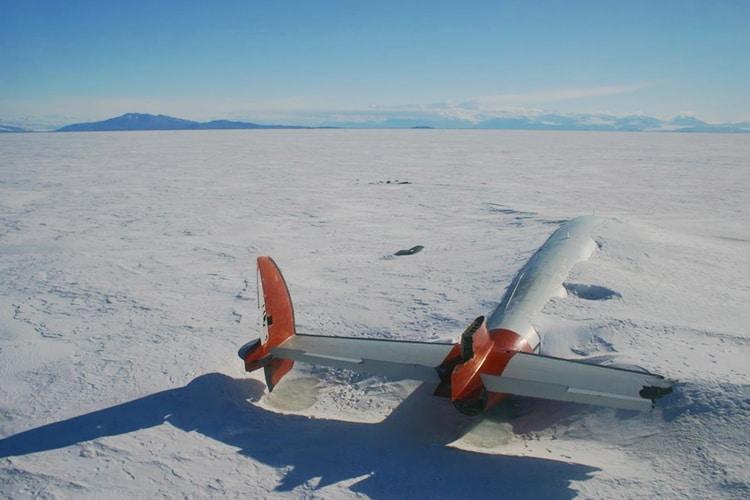 C 121 Lockheed Constellation Crash
