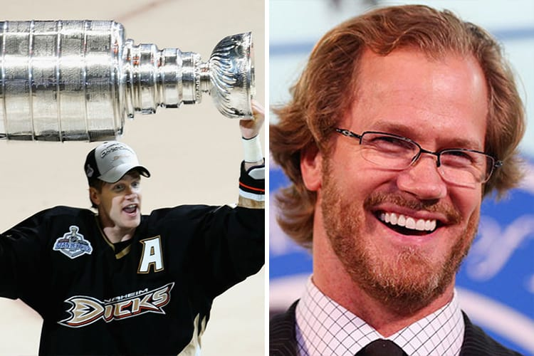 Richest Hockey Players Chris Pronger