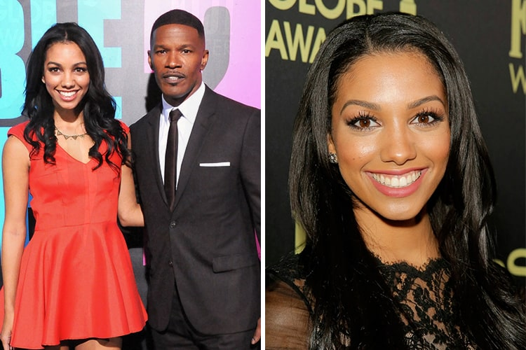 Celebrity Kids All Grown Up Now: Corinne-Foxx