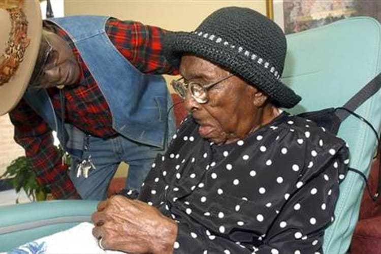 Oldest people to ever live: Elizabeth Bolden at 116 years old