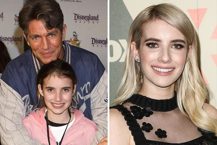 Celebrity Kids All Grown Up Now: Emma-Roberts