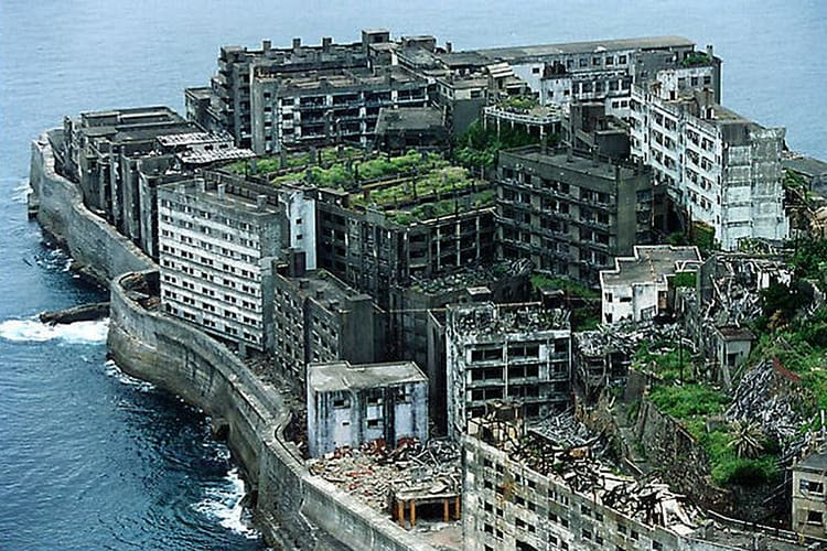 Hashima Island Gunkanjima