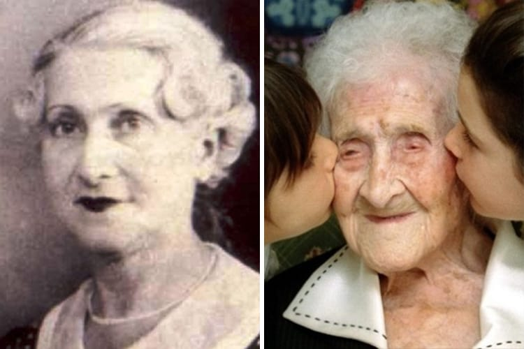 10 Oldest People To Ever Live: Jeanne Calment