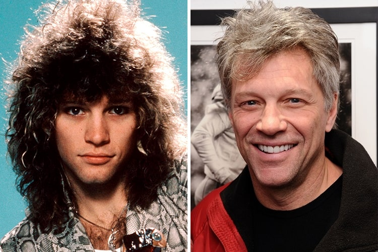 Richest Rock Stars Jon Bon Jovi