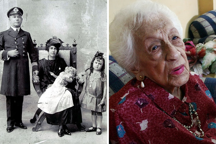 Oldest people to ever live: Maria Capovilla at 116 years old