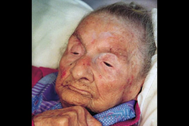 Oldest people to ever live: Marie-Louise Meilleur at 116 years old