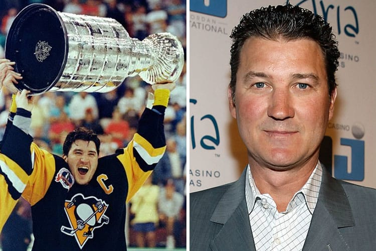 Richest Hockey Players Mario Lemieux
