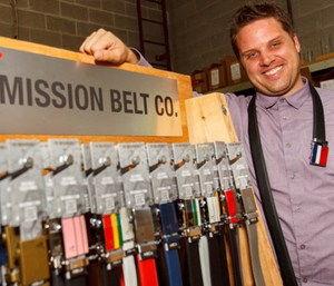 Mission Belt Co Nate Holzapfel