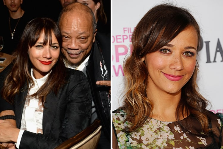 Celebrity Kids All Grown Up Now Rashida-Jones