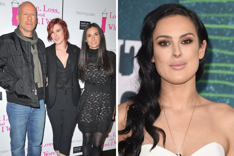 Celebrity Kids All Grown Up Now: Rumer-Willis