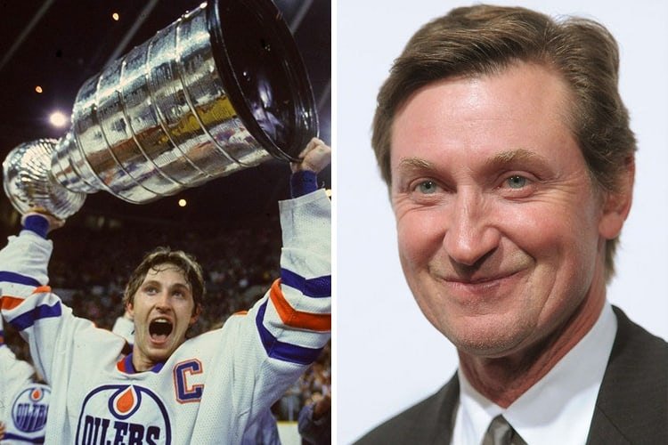 Richest Hockey Players Wayne Gretzky