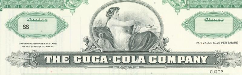 Warren Buffet's advice: coke stocks