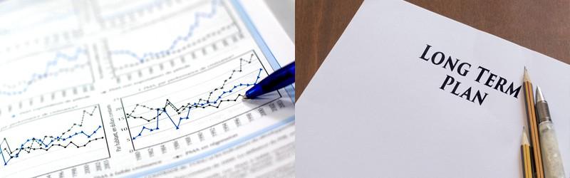 Warren Buffet's advice: longterm finacial plan