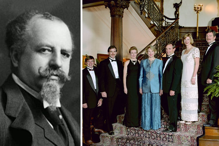 Richest Families in the United States Busch Family