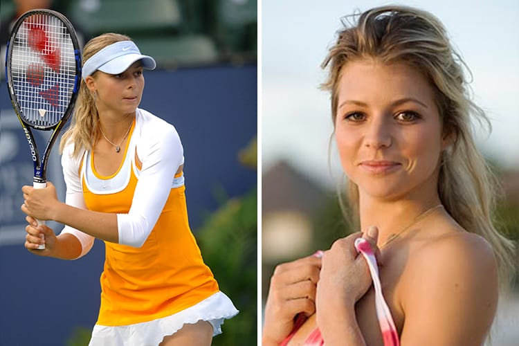 Richest And Hottest Female Athletes   Maria Kirilenko