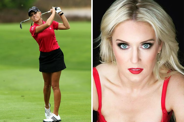 Richest And Hottest Female Athletes   Natalie Gulbis