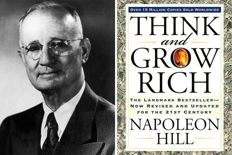Top 10 Best Selling Books: Think and Grow Rich
